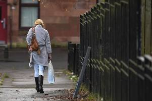 national study launched after shock poverty poll claims third of scots 'too poor to eat'
