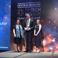 BearingPoint recognized at Central Banking's FinTech & RegTech Global Awards 2018