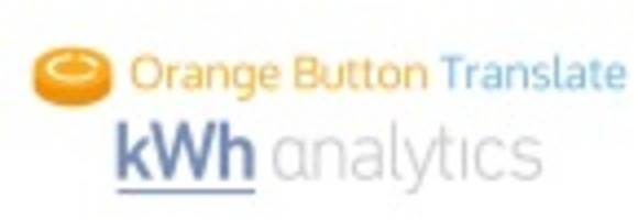 kwh analytics releases orange button translate to streamline data sharing