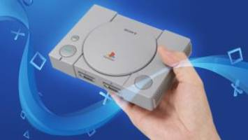 Sony Announces the PlayStation Classic, Packs in 20 Games
