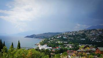 russian occupation of crimea is a 'land grab'