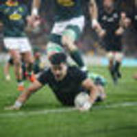 rugby: one year to the 2019 rugby world cup: are the all blacks on track?