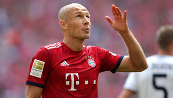 arjen robben insists he wants to continue playing 'for a long time' as discusses his own longevity