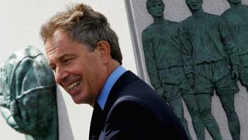 Ex-Prime Minister Tony Blair Named as Surprise Candidate for Role of Premier League Chairman