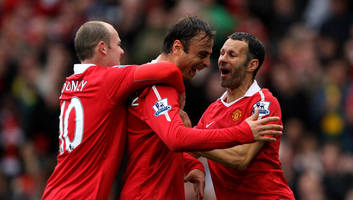 on this day: berbatov hat-trick, shearer nets five on sir bobby's first game & west ham stun city