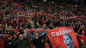 'the best player in the world': liverpool fans praise star's dominant performance in win over psg
