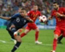 Belgium and World Cup winners France make FIFA Ranking history