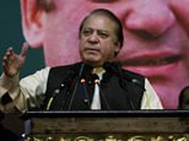 ex-pakistan pm sharif is freed from jail ten weeks into 10-year sentence