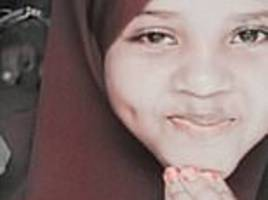 girl, nine, is shot dead when soldiers open fire to clear traffic in somalia