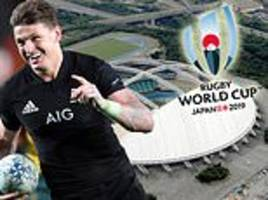 2019 Rugby World Cup: Sportsmail looks at the home nations and if anyone can dethrone the All Blacks