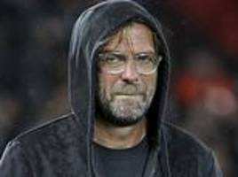jurgen klopp was responsible for turning down amazon approach to film all or nothing series