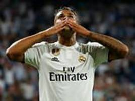 Mariano admits wearing Real Madrid's No 7 shirt is an 'enormous responsibility'