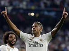 Mariano impressed for Real Madrid and a Spain call up could be next