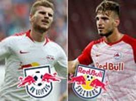 rb leipzig meet red bull salzburg in the europa league - but how can this happen?