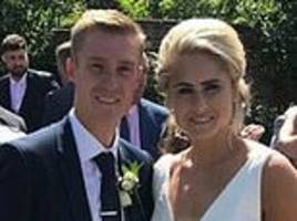 Steph Houghton thanks fans after husband Stephen Darby retired with motor neurone disease