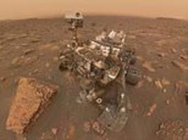 curiosity mars rover halts all science operations because of glitch