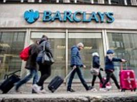 Barclays customers are locked out of their accounts