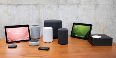 amazon's latest onslaught of hardware proves it won't stop until it reaches every aspect of your life (amzn)