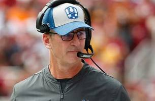 reich downplays return to philly for colts' matchup with eagles