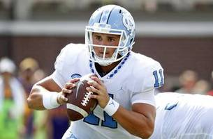 off target: unc qb elliott trying to solve accuracy issues
