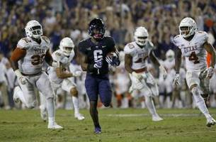 No. 17 TCU going for 5th straight win over Texas in Big 12