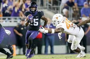 preview: no. 17 tcu going for 5th straight win over texas in big 12