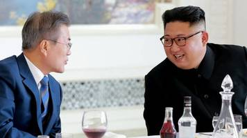 North Korea's Kim wants fast denuclearisation, South's leader says