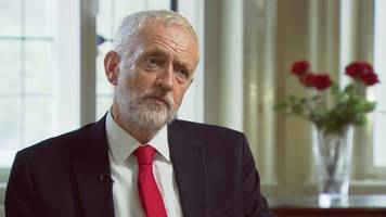 jeremy corbyn 'not ruling out' indyref2 consent