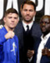 boxing news: luke campbell admits career is on the line in yvan mendy fight