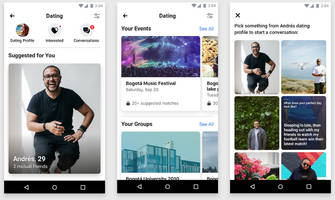 facebook dating launches today with a test in colombia