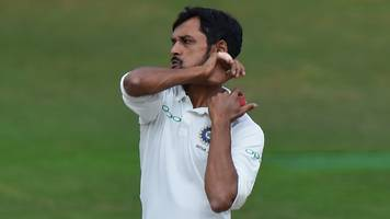 eight wickets for 10 runs: indian spinner nadeem breaks limited-overs record