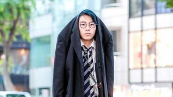 Japanese High Schooler Took a Fashion Risk That Paid Off