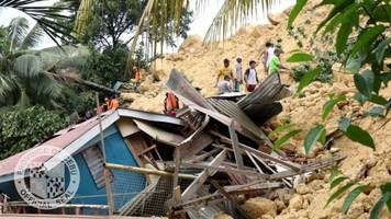 Another Landslide Hits The Philippines