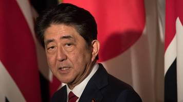 Japanese PM Shinzo Abe Wins Party Election In Landslide Victory