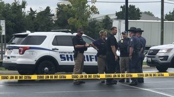 Multiple People Killed In Shooting At Rite Aid Warehouse
