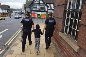 police beg parents 'don't tell kids we'll take them away if they're bad'