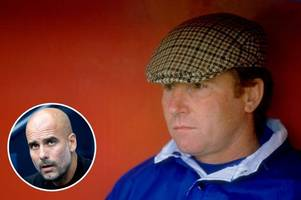 how alan ball had 1990s exeter city playing like pep guardiola's manchester city