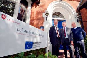 £5m university of leicester innovation hub to nurture next generation of driverless car designers, space scientists and genetic engineers