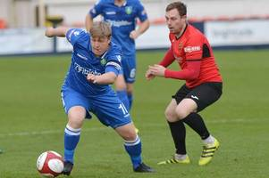 Kidsgrove Athletic manager Ryan Austin admits to a selection headache ahead of big FA Cup match