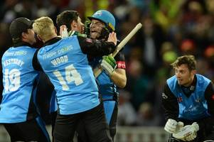 'Self-belief was key to Worcestershire's Twenty20 Blast victory'