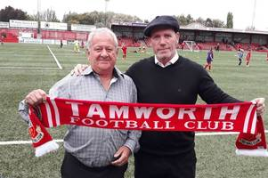 tamworth fc: dennis greene named new first-team manager