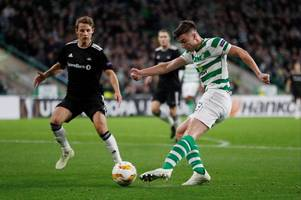 celtic players rated as kieran tierney drives hoops to victory over rosenborg