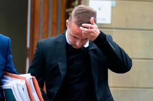 Celtic star Leigh Griffiths found GUILTY of speeding after three-day trial