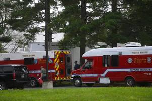 four dead in maryland shooting before female suspect shoots herself in head
