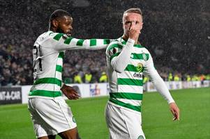 leigh griffiths rescues celtic with late winner then declares 'i'm number one!'