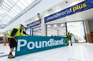 poundland to launch new ayr store with clothing range pep&co