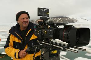 scottish blue planet cameraman on 35-year long career and working with sir david attenborough