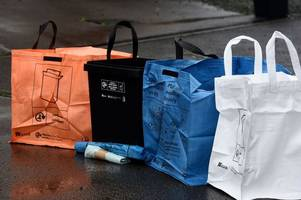Everything that's changing with recycling in Bridgend