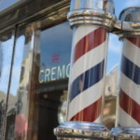 barbers across america partner with cremo for the great american road trip, offering free cuts, shaves and convos on the importance of men's mental health awareness