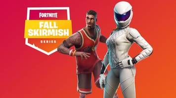 Epic has announced the details of Fortnite's Fall Skirmish